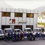 Mitarbeiter und Betrieb - zum 5. Geburtstag V. Johann (III) Pacher
